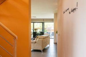 salon maison d'hôtes SweetHome Barebeek B&B